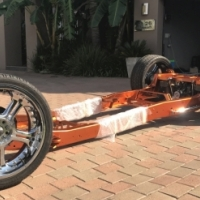Ford F100 chassis for sale