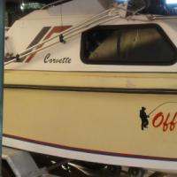Cabin Boat swap for a caravan