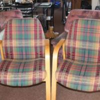 Kantoorstoele x2 te koop