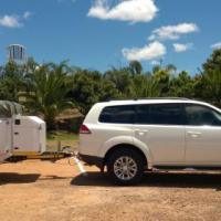 Metalian Maxi 4X4 Off-Road Trailer 2012 (November) model