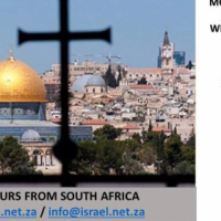 ISRAEL/EGYPT   TOUR  10-17 September 2017  BOOK NOW WHILE SEATS AVAILABLE. 43 SITES INCLUDED