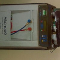 Air-con Regass Machine