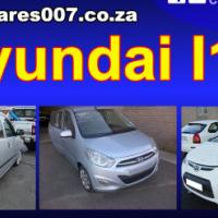 Hyundai I10 and Atos stripping for spares