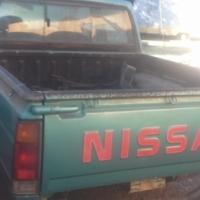 nissan 2.7 diesel bakkie