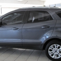 2015 Ford EcoSport 1.5 TDCi Titanium - Manual