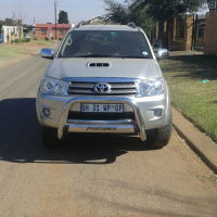 2011 Fortuner for Sale