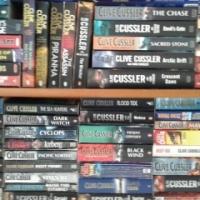 Clive CUSSLER's Books