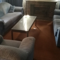 Lounge Suite& coffee Table