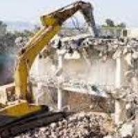 Professional demolition services