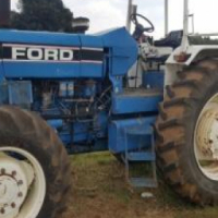 We are selling this Ford tractor