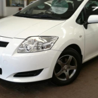 2007 Toyota Auris 1.4 RT  with 115000km's,Full Service History,Aircon