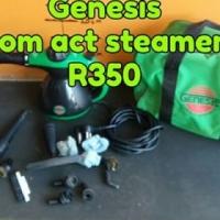 Genesis comcat steamer