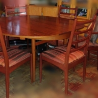 Six Seater Table and Chairs