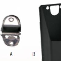 BOTTLE OPENER & BOTTLE CAP CATCHER