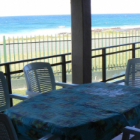 Holiday flat with a great location for sale on Natal South Coast