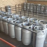 LP Gas Cylinders. 14kg x 34