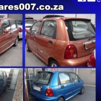 Chery and Daewoo stripping for spares