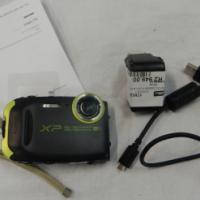 Digital Fujifilm Waterproof Camera