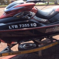 2006 Seadoo RXP 215 S/C For sale