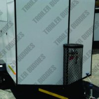 Brand New 2.4m Fast Food Trailers for Sale