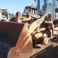 Loaders Case CASE 621C Breaking for parts JEE0123595