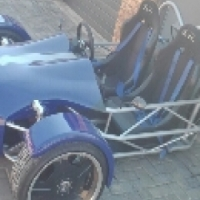 Spartan trike to swap swop or 4sale