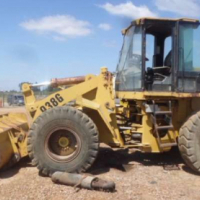 Loaders Caterpillar Caterpillar 938G Breaking for parts 6WS02666