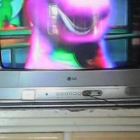 Lg 54Cm Boks Tv Sonder Remote