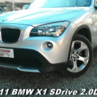 2011 BMW X1 SDrive 2.0D A/T for sale