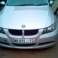 BMW 320 Not 2b Missed