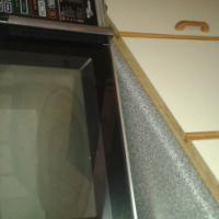 National Gemini II model NE 7080 microwave for sale.