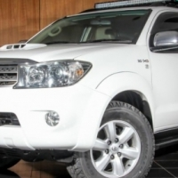2011 TOYOTA FORTUNER 3.0 D-4D A/T