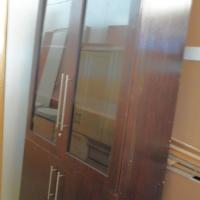 kitchen-Burgan Mahogany Wall Unit