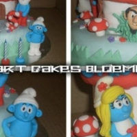 Bloemfontein Cakes /  Bloemfontein Koeke