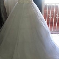 Bride and Co Wedding Dress Size 28-30