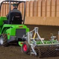 Avant 528 –Telescopic Handler,mini loader/digger/tractor/excavator/trencher/forklift.
