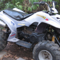 Eurotrac 150cc Quad Bike - R4,900