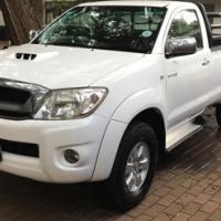 2011 Toyota Hilux 3.0D-4D