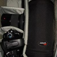 Sony A200 SLR Camera Bundle
