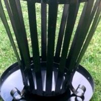 Fire basket, fire buma, portable fireplace