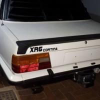 Ford cortina Xr6 1983