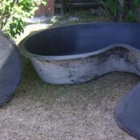 Fibreglass Koi pond for sale