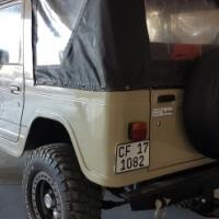 Asia Rocsta Custom 4x4 Jeep