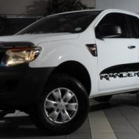 2013 Ford - Ranger V 2.2 TDCi XL Single Cab Hi-Rider