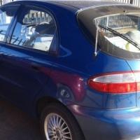 Daewoo Lanos 1.6sx for sale