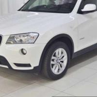 BMW X3 XDRIVE 2.0I A/T