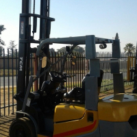 TCM 2.5 TON FORKLIFTS FOR SALE. 3 AVAILABLE