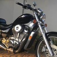 400cc Suzuki intruder