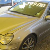 Mercedes Benz CDI C320