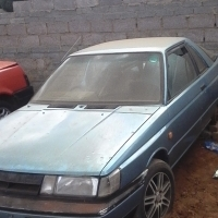Nissan sentra 2 door coupe body for sale